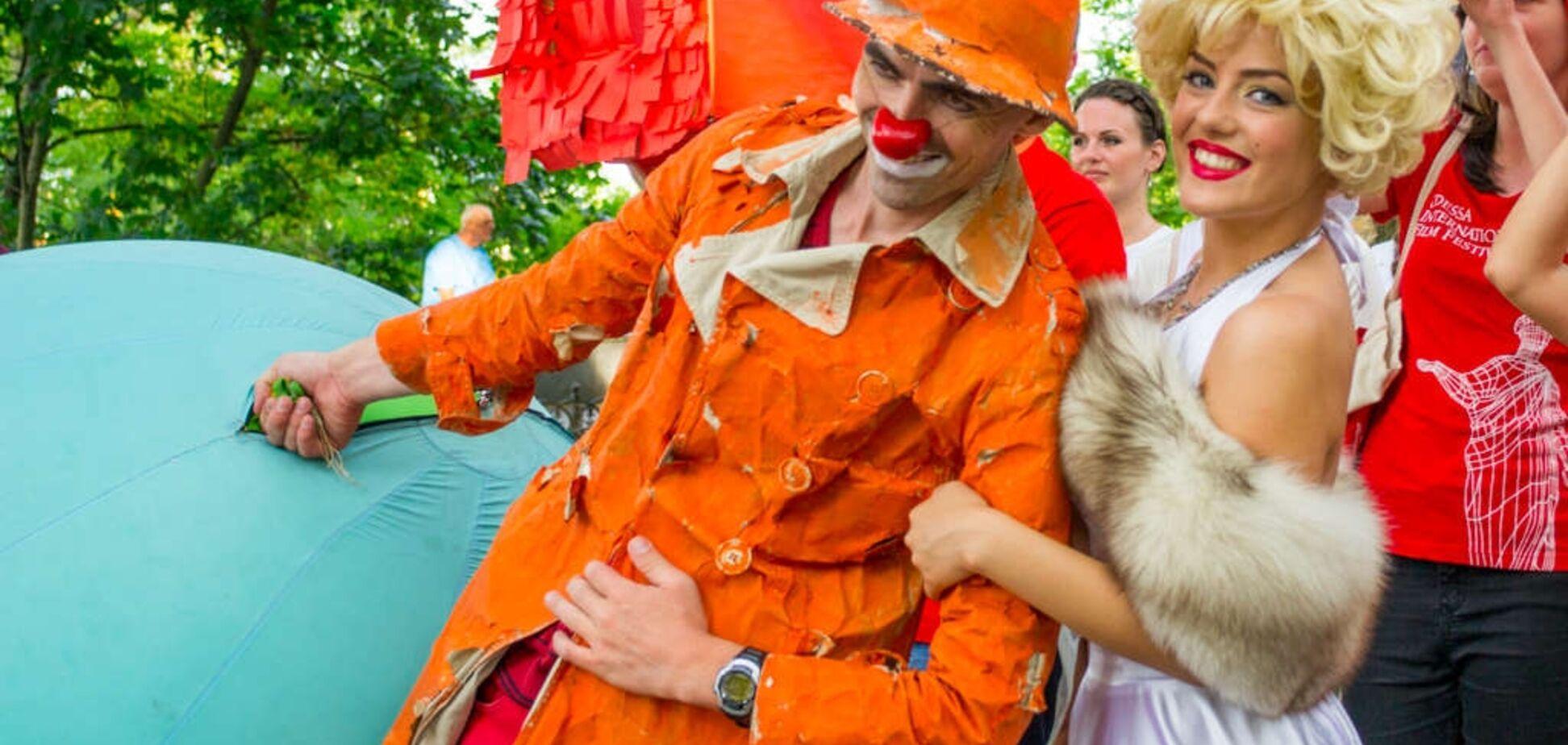 Фестиваль 'Хочу в Одессу', 23.06-1.07