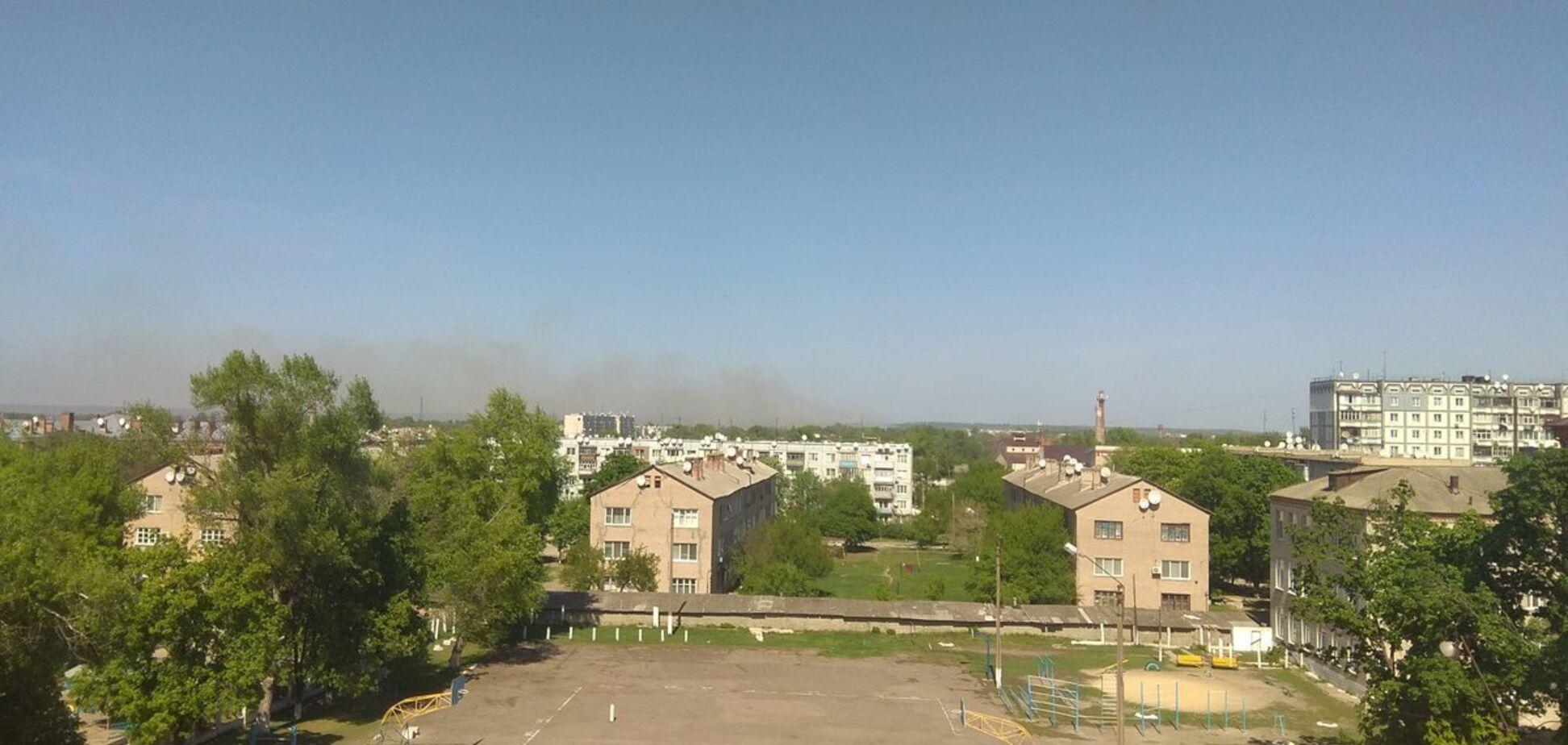 У Міноборони пояснили вибухи на військових складах в Балаклії