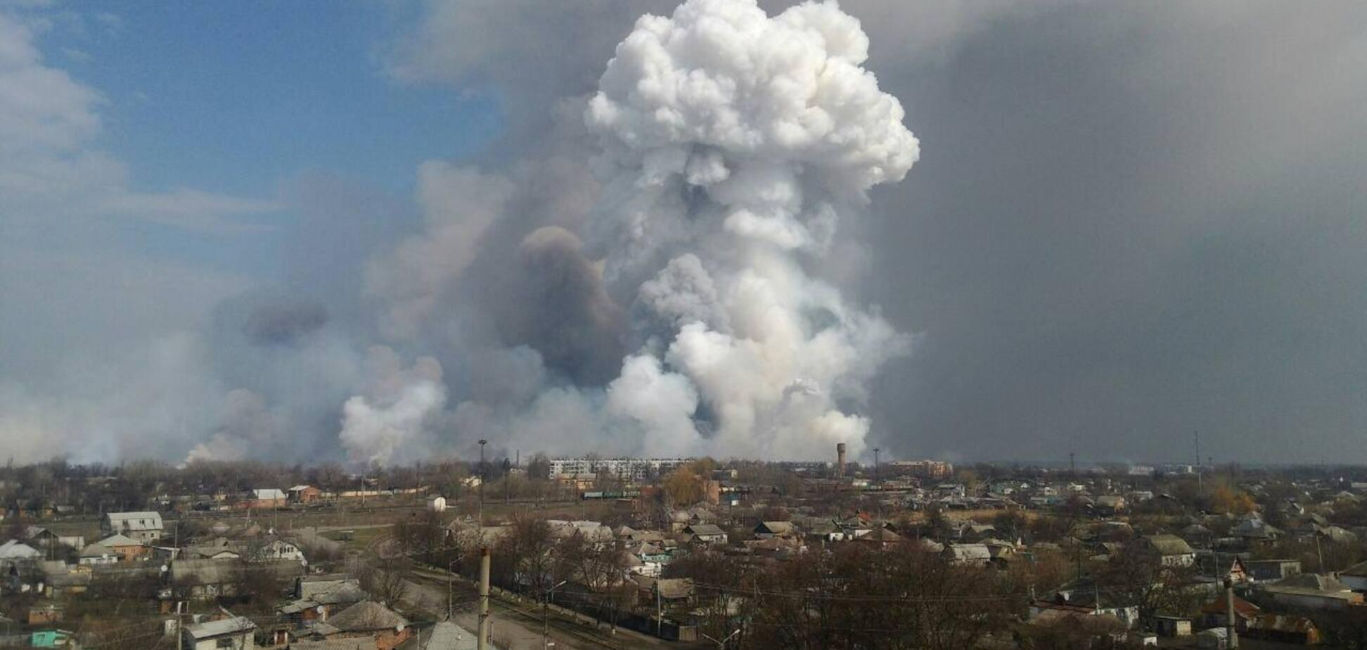 Взрывы в Балаклее: военный эксперт указал причину
