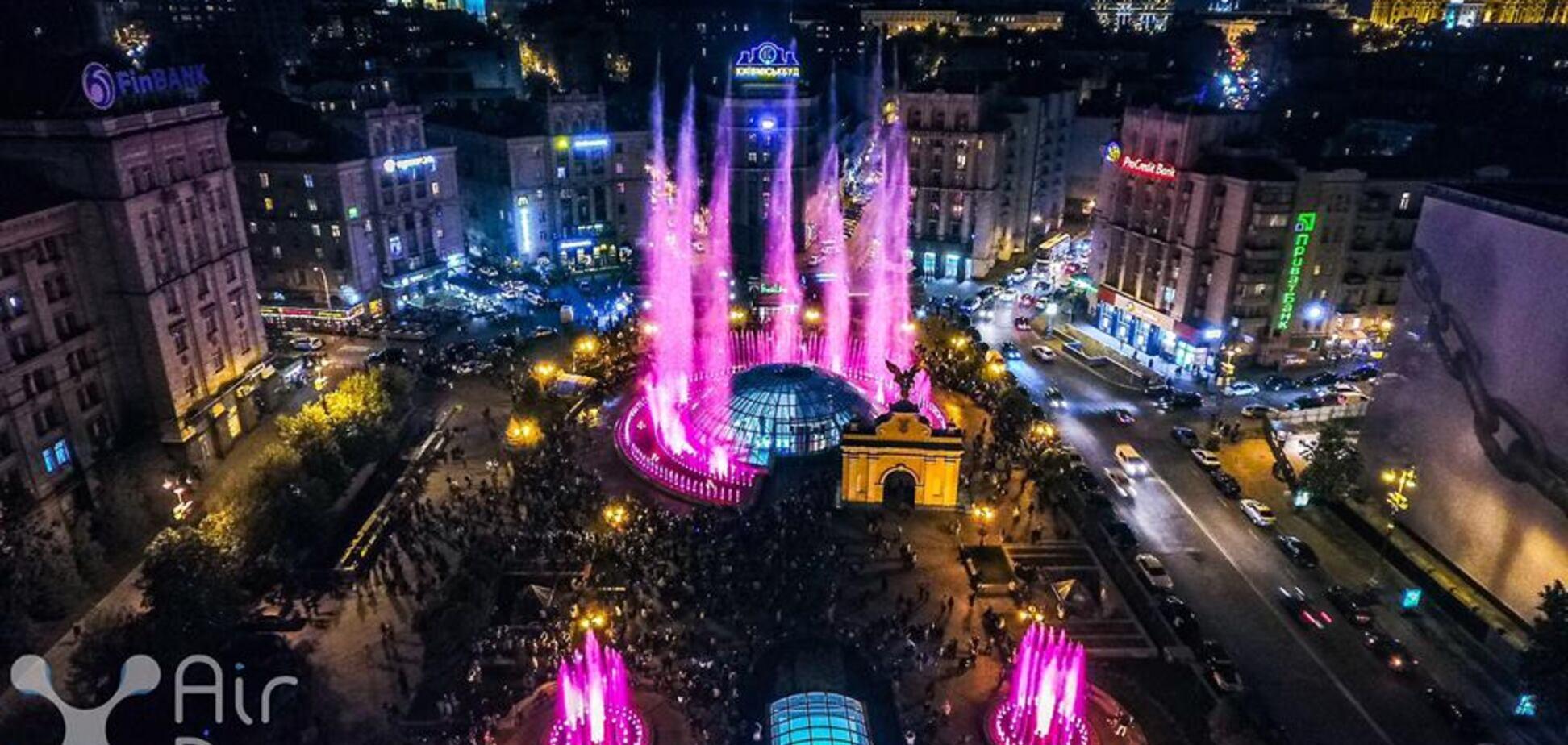 Самые красивые фонтаны Украины: рейтинг от CityOboz