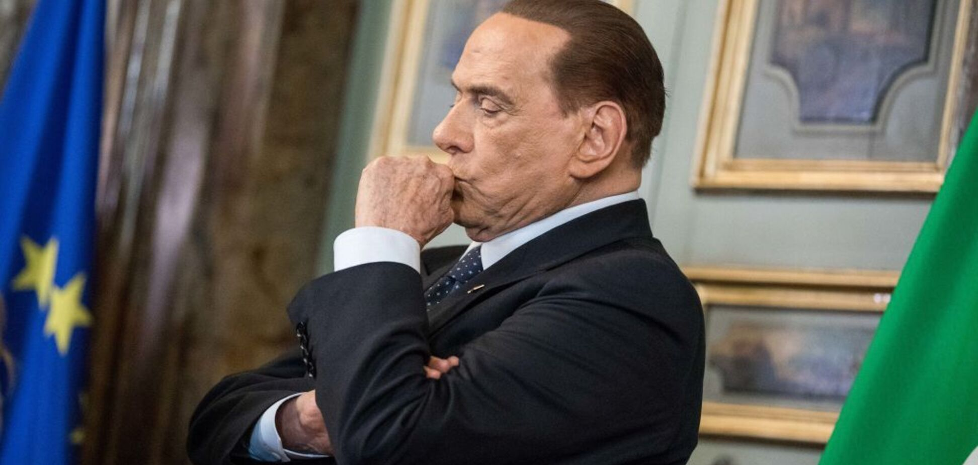 Берлускони экстренно госпитализирован в Милане