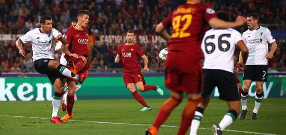Рома - Ліверпуль: огляд 1/2 фіналу Ліги чемпіонів
