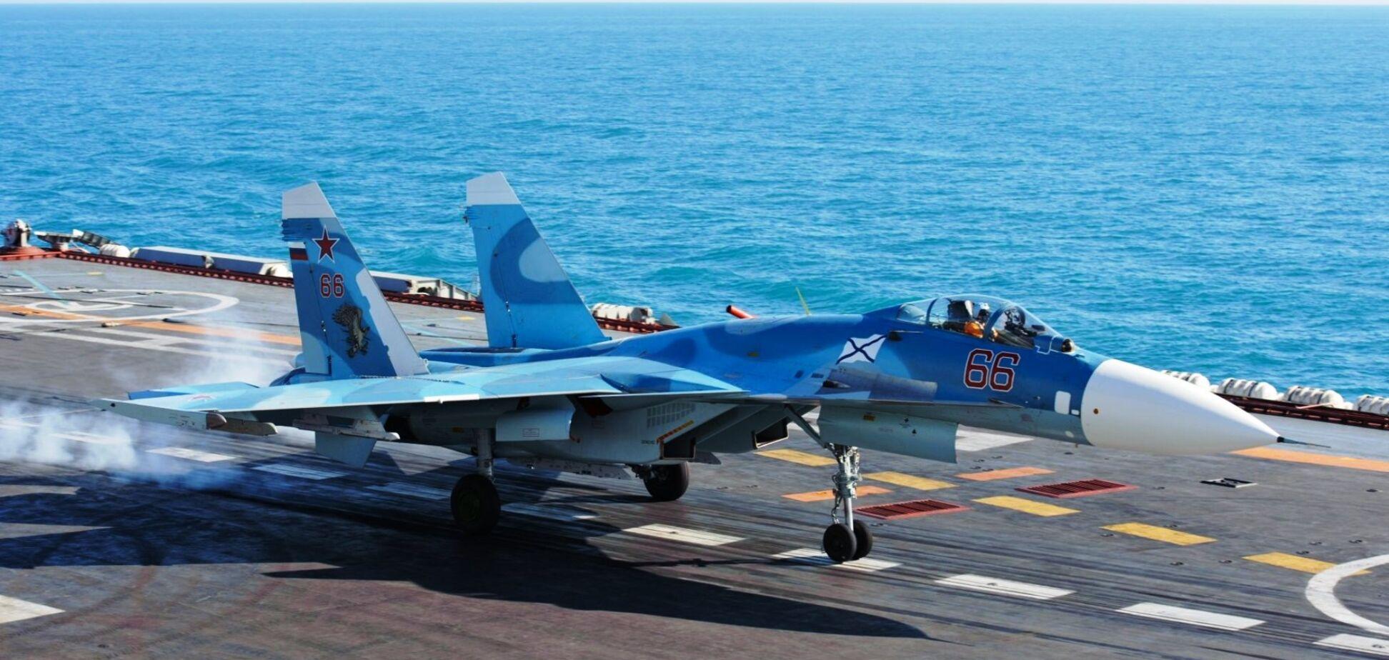 Сколько Кремль потерял в Сирии только на авиации