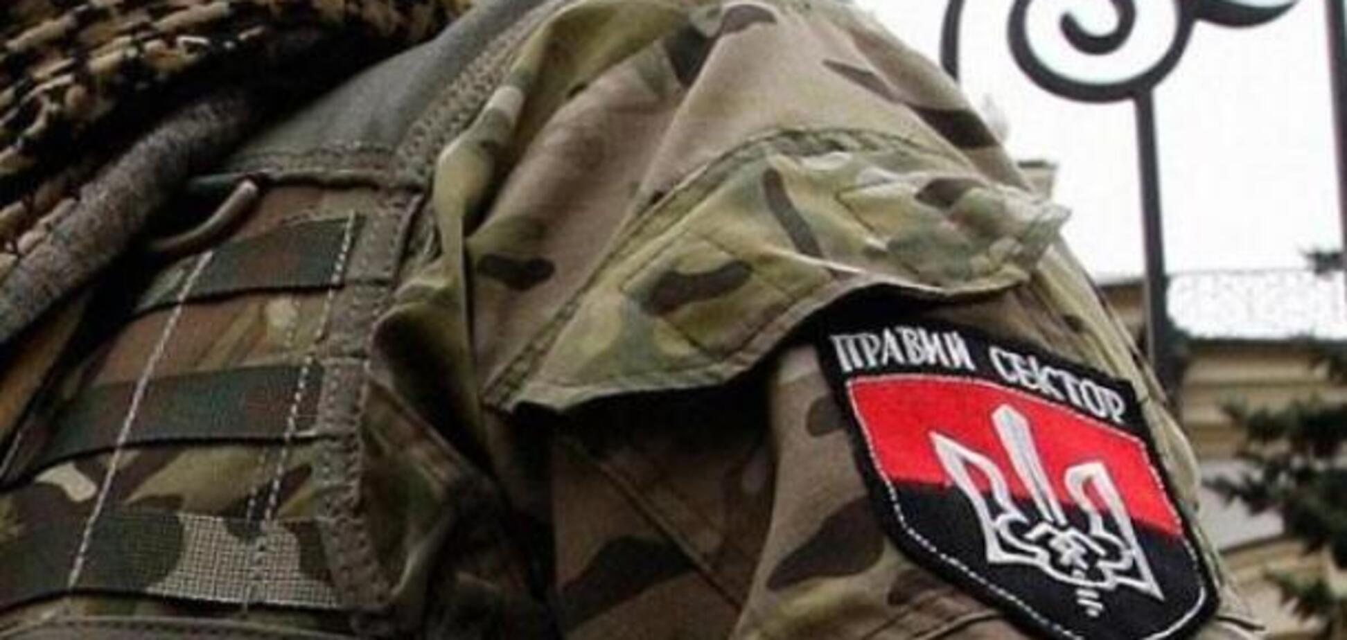 В Одесі поліція порушила справу через 'Правий сектор'