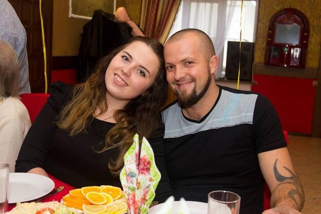Таня Сириця і Юрій Шпилька