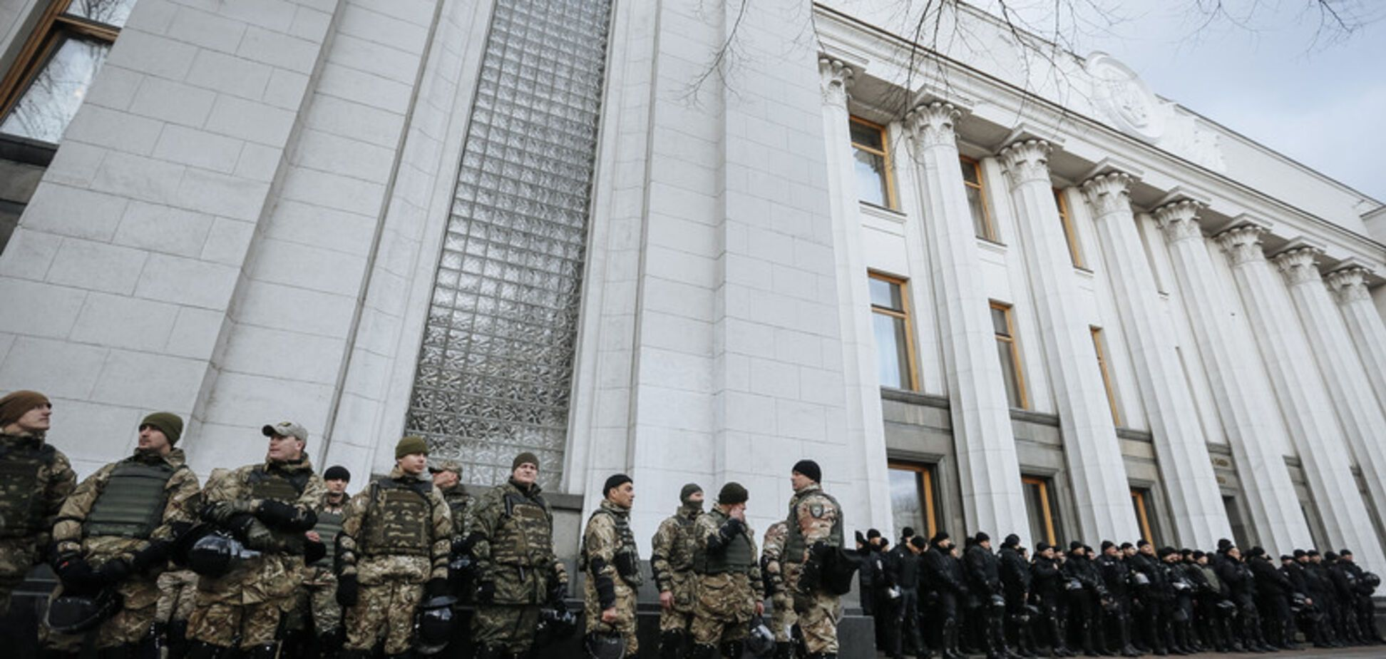 Семенченко і Саакашвілі в справі: РФ дала старт новому проекту по захопленню влади в Україні