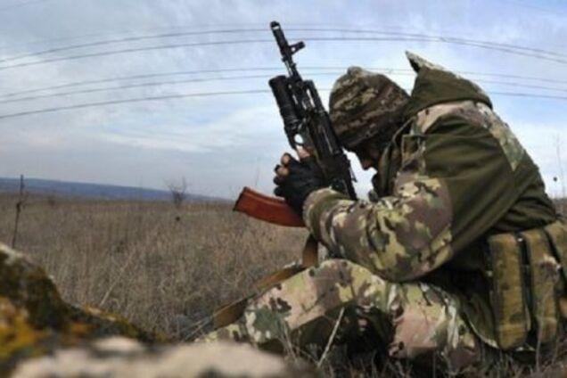 Иллюстрация. Война на Донбассе