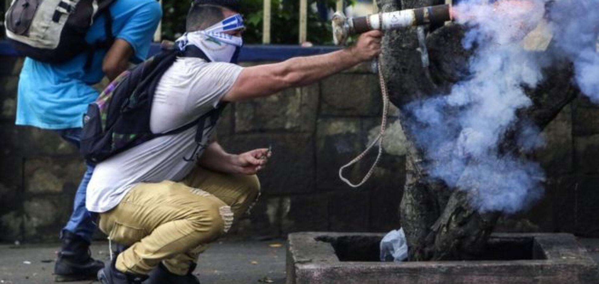 'Майдан' в Никарагуа: митинги пенсионеров переросли в кровавую бойню