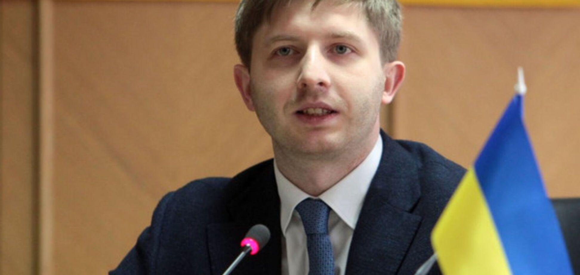Порошенко звільнив Вовка з посади голови НКРЕКП