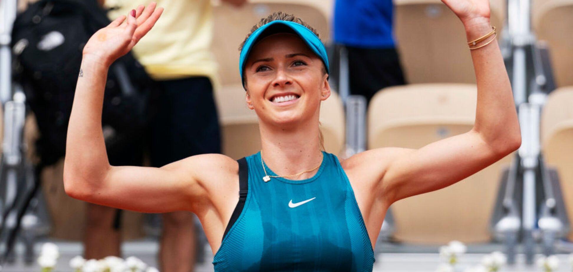 Лучшая теннисистка Украины уверенно вышла в третий круг Roland Garros