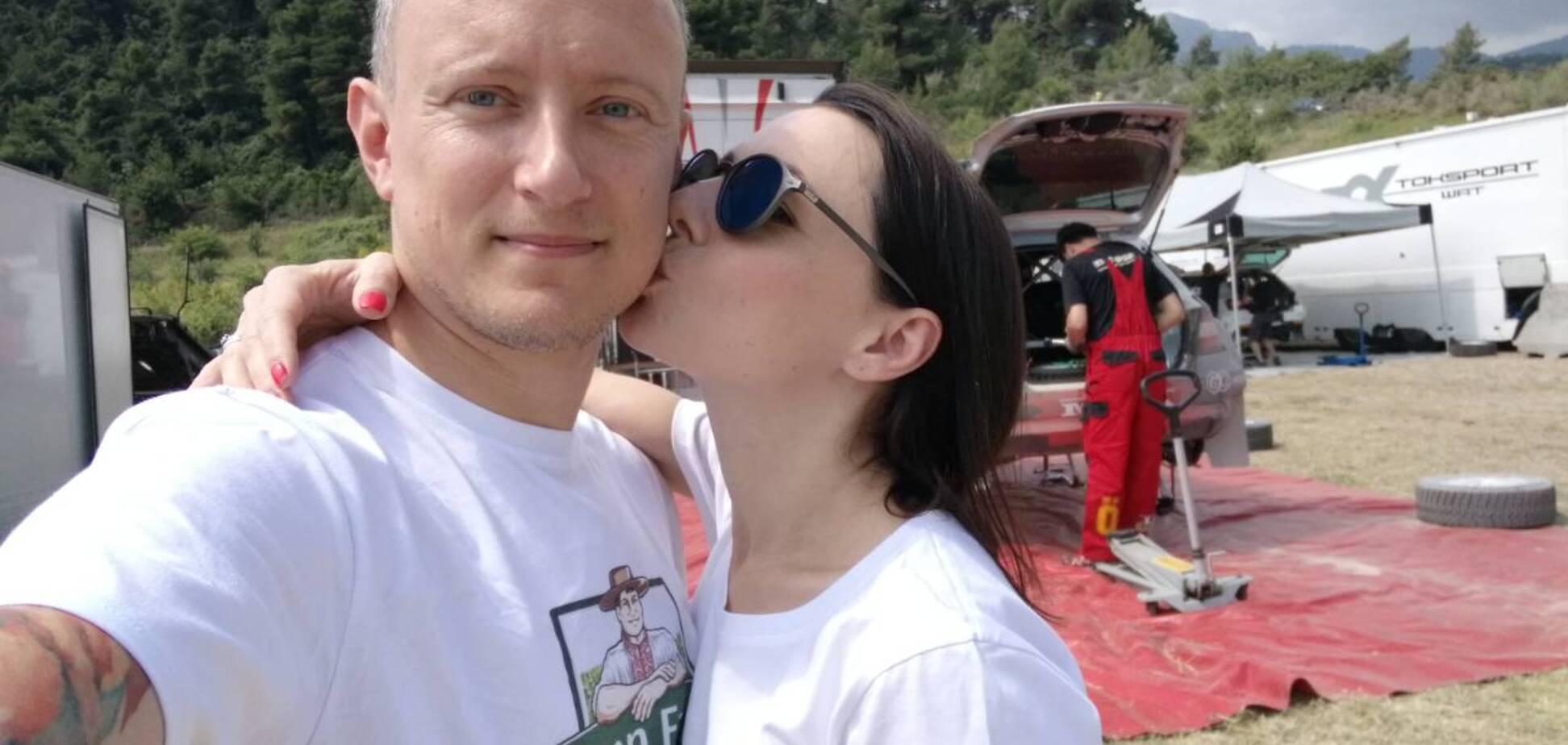 Певица Наталья Гордиенко отправляется на Чемпионат Европы по ралли