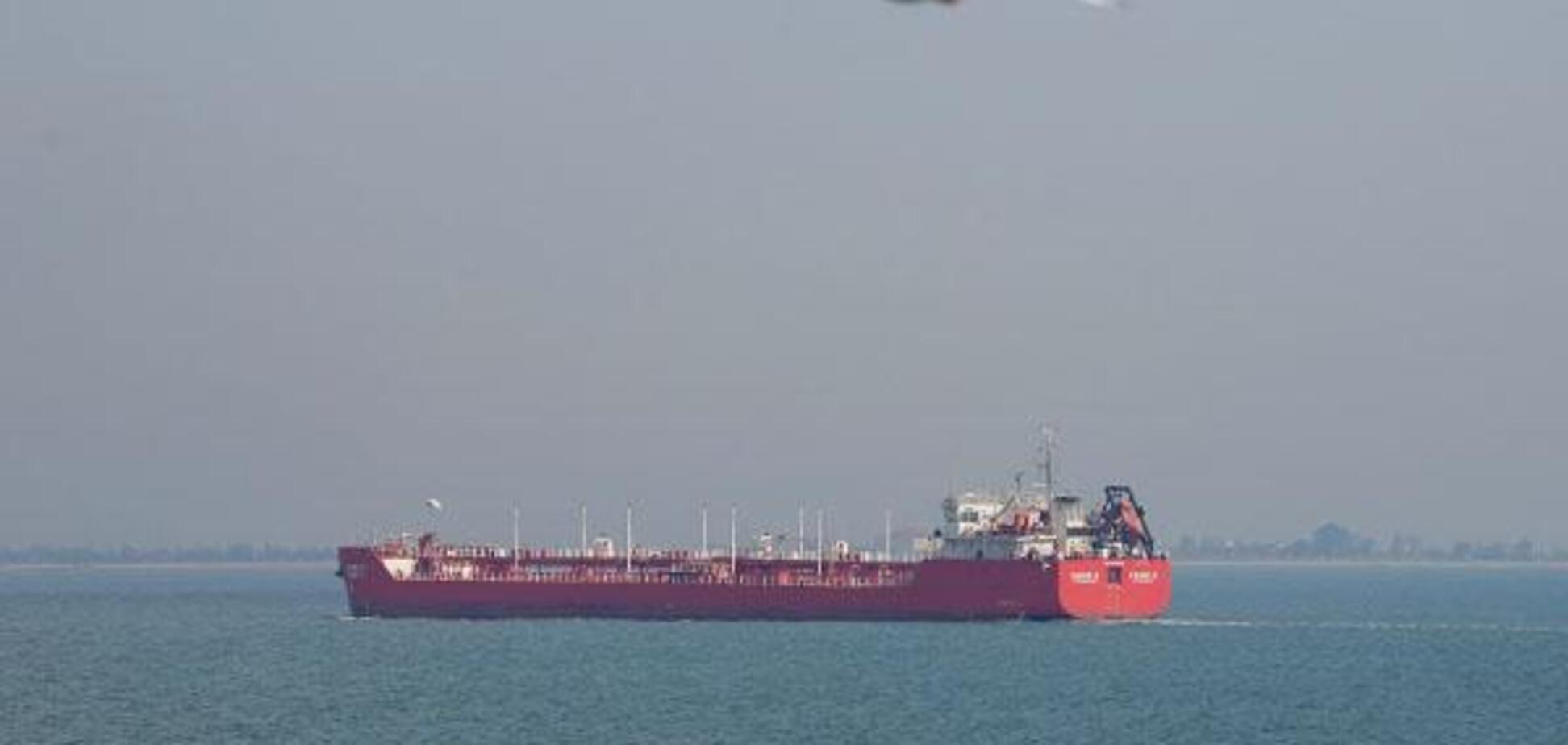 ФСБ знову затримала кораблі в Азовському морі
