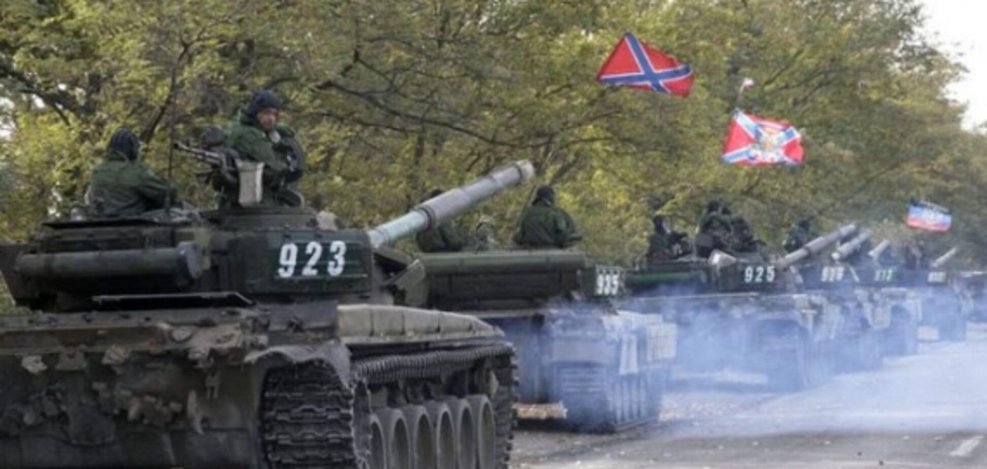 'Третя сила' вистежила: на Донбасі знищили БМП терористів