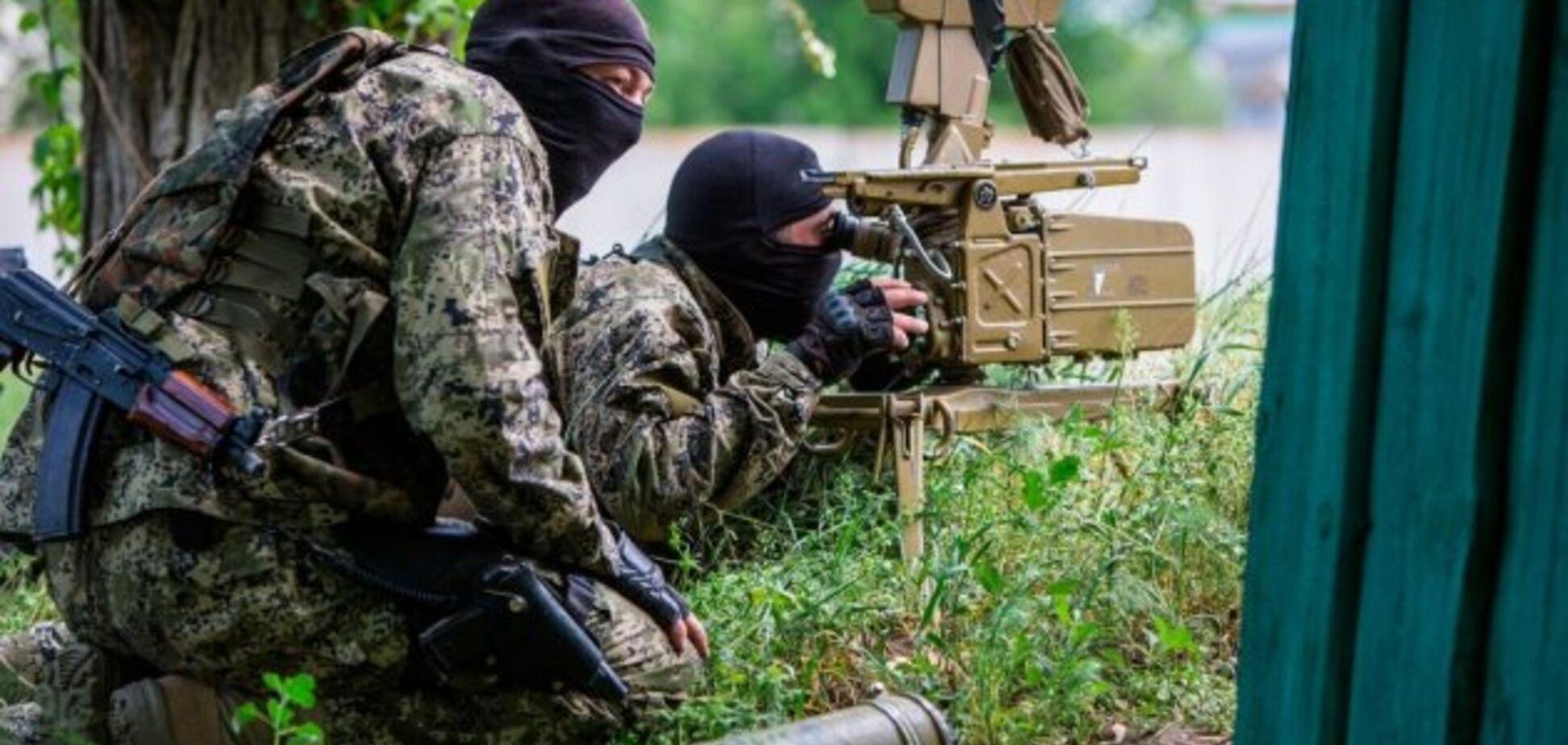 Терористи на Донбасі ставлять гармати просто у приватному секторі - розвідка