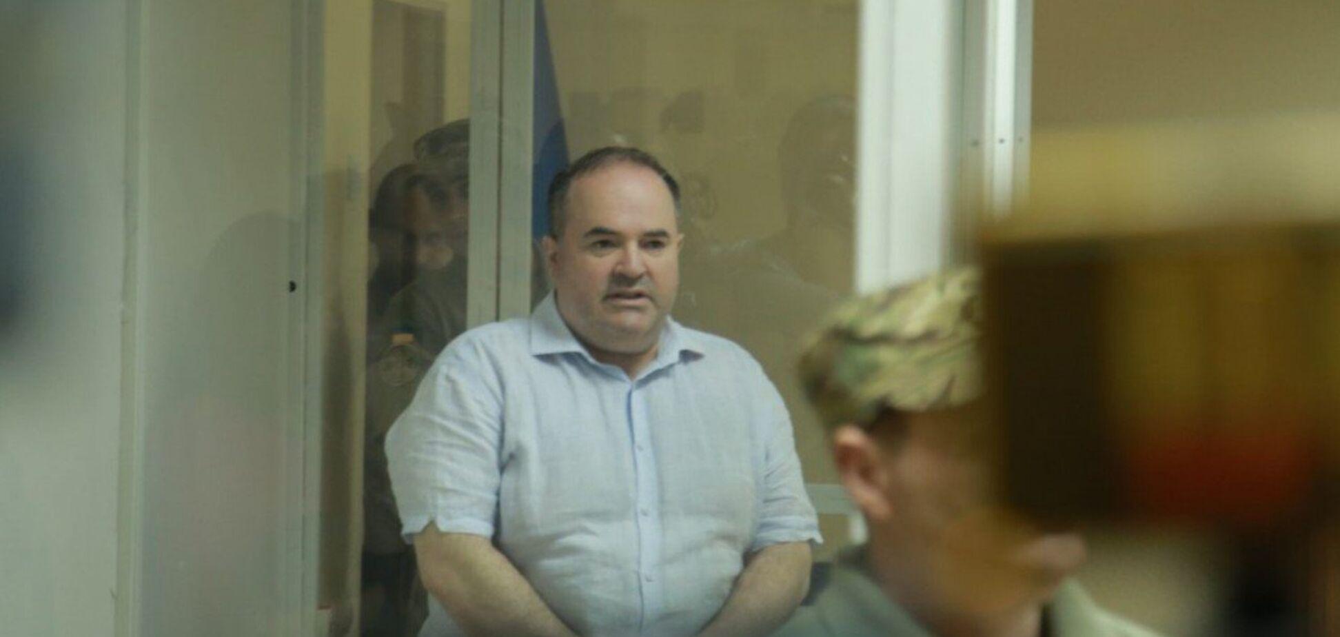 Суд заарештував підозрюваного в організації замаху на Бабченка