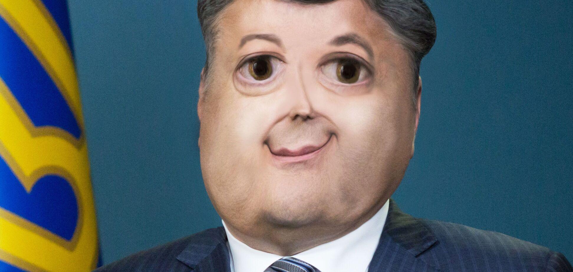 Намальовані Порошенко і Ко: в мережі показали 'фото' політиків очима дітей