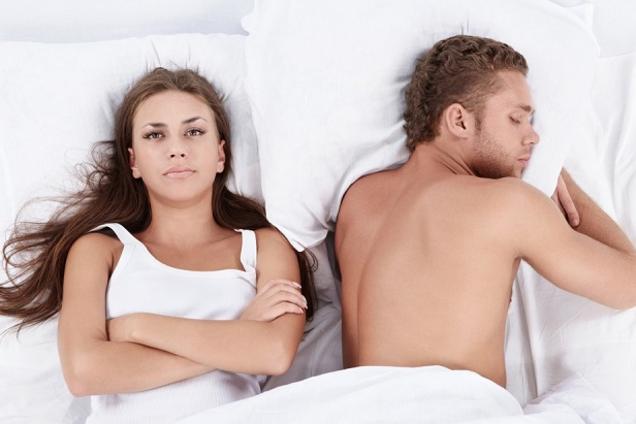 Во время секса проподают ощущния