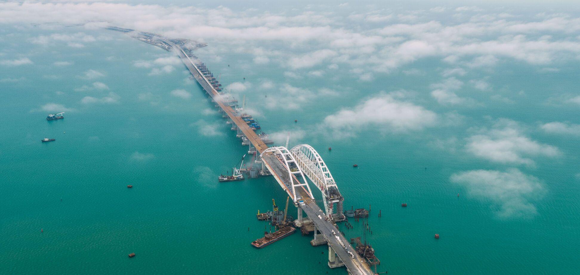 'Смерть России!' ОУН анонсировала акцию на Крымском мосту