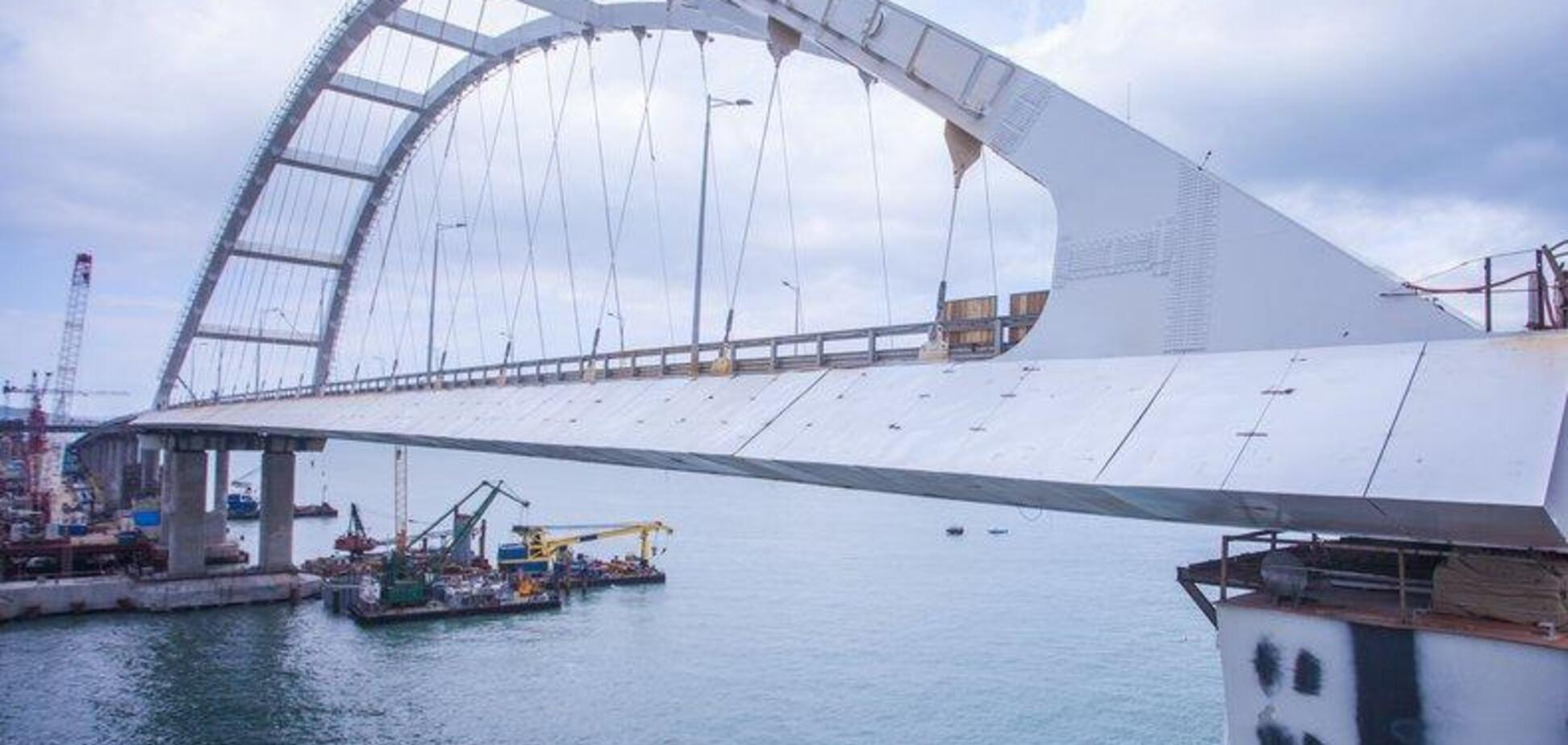 Строительство Керченского моста: Нидерланды уличили в помощи оккупантам