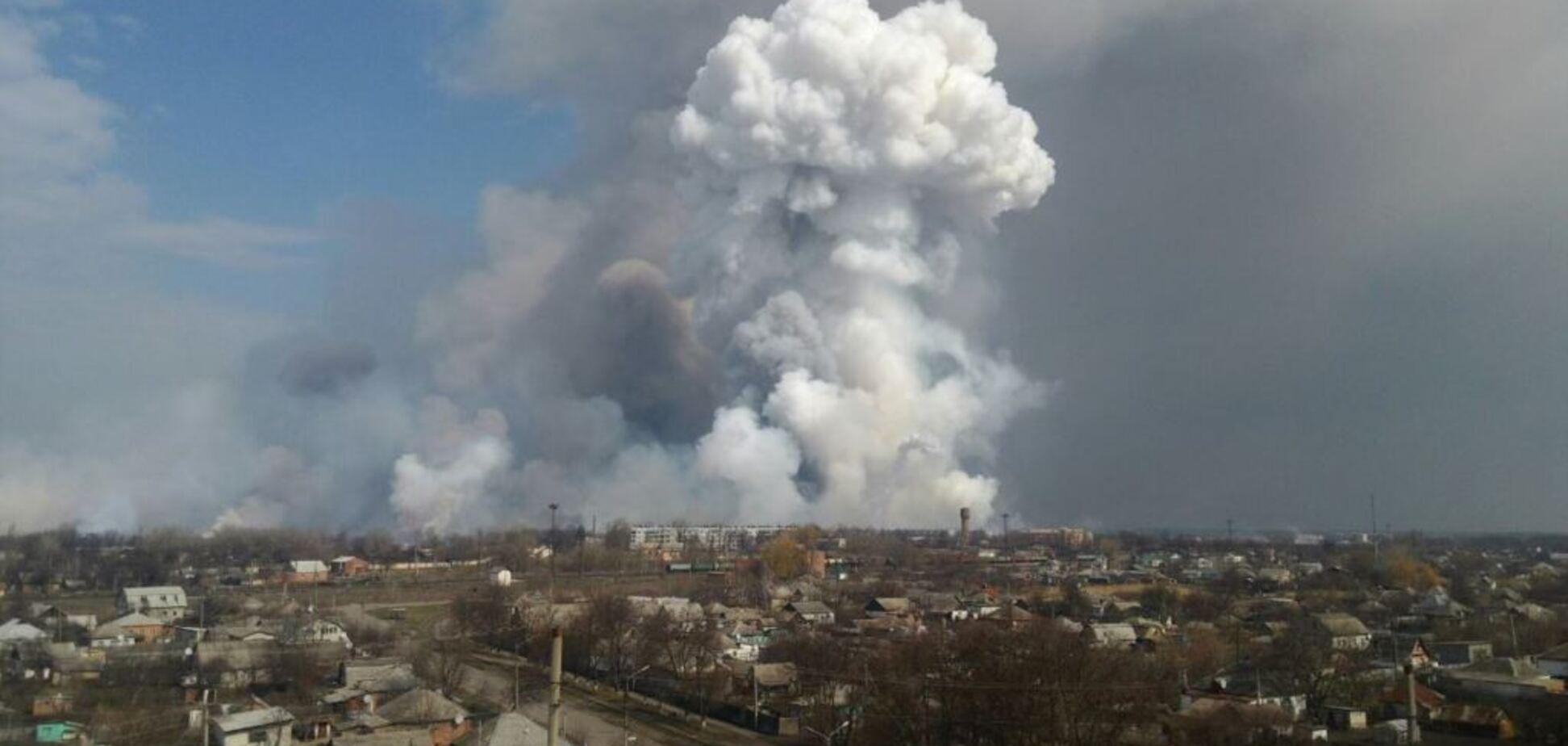 Підриви, дим і переживання: що ж відбулось у Балаклії