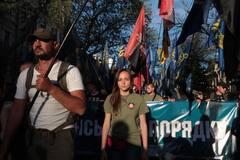 'Очистим от ж*дов': 'Правый сектор' уличили в провокации