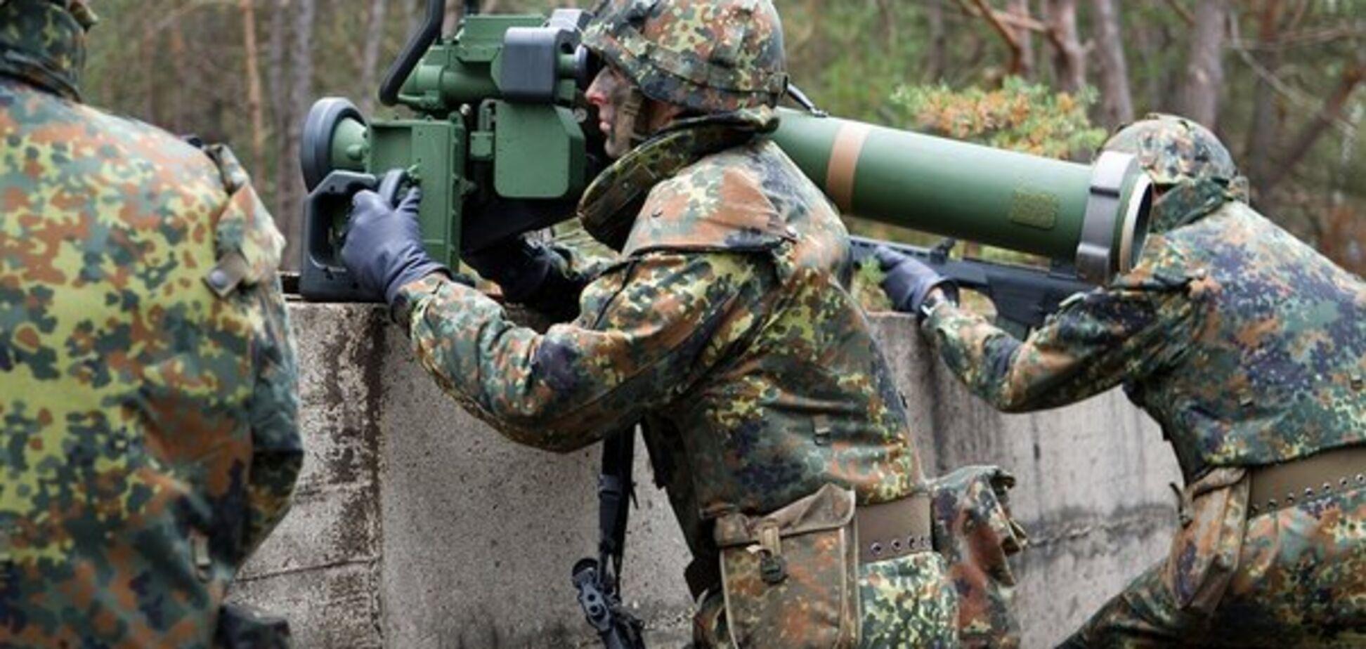 США объявили о поставках Javelin в Украину