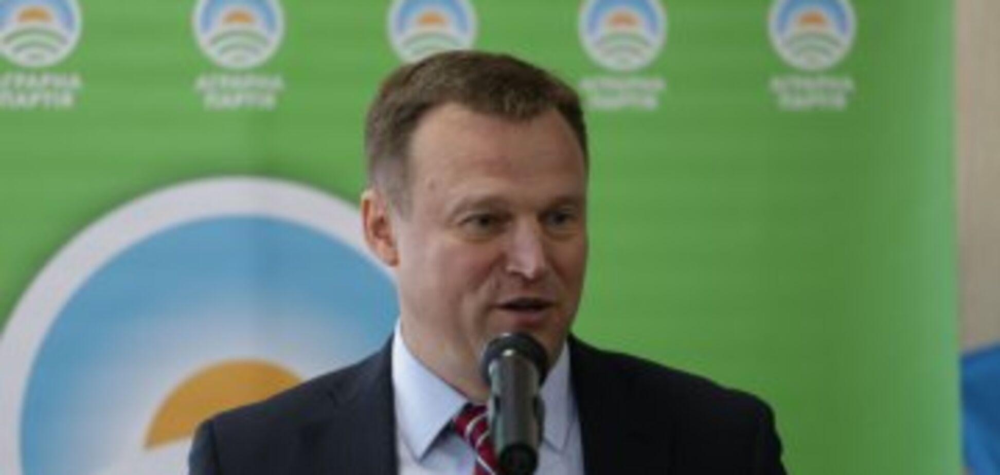 Украина может погрязнуть в коррупции и долгах  - Аграрная партия