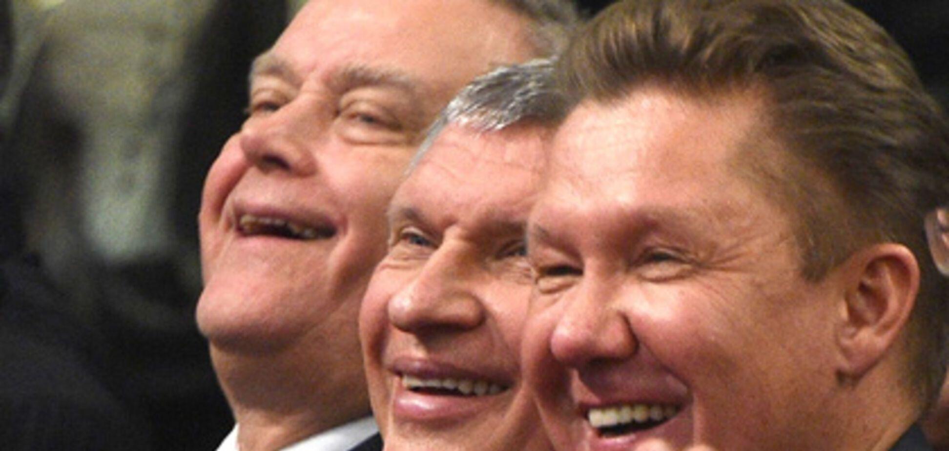 Убегут ли русские олигархи из путинской России?