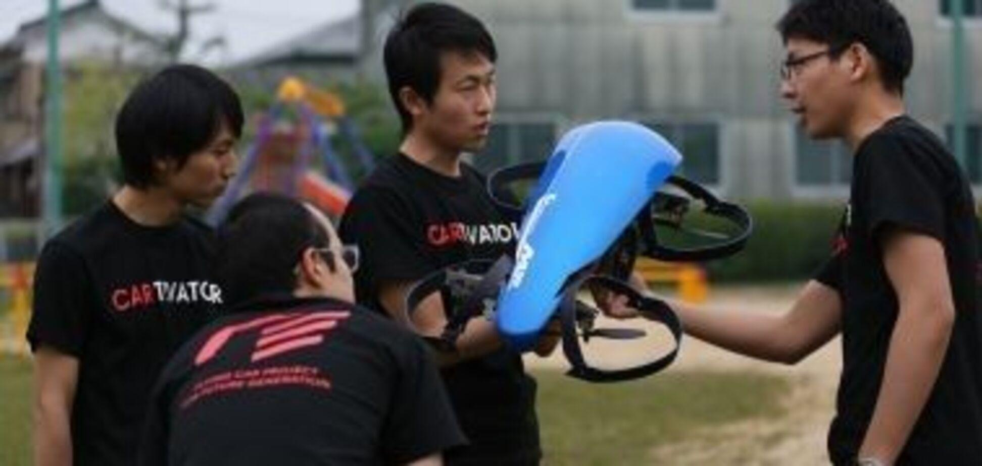 Японія вперше випробує літаючий автомобіль