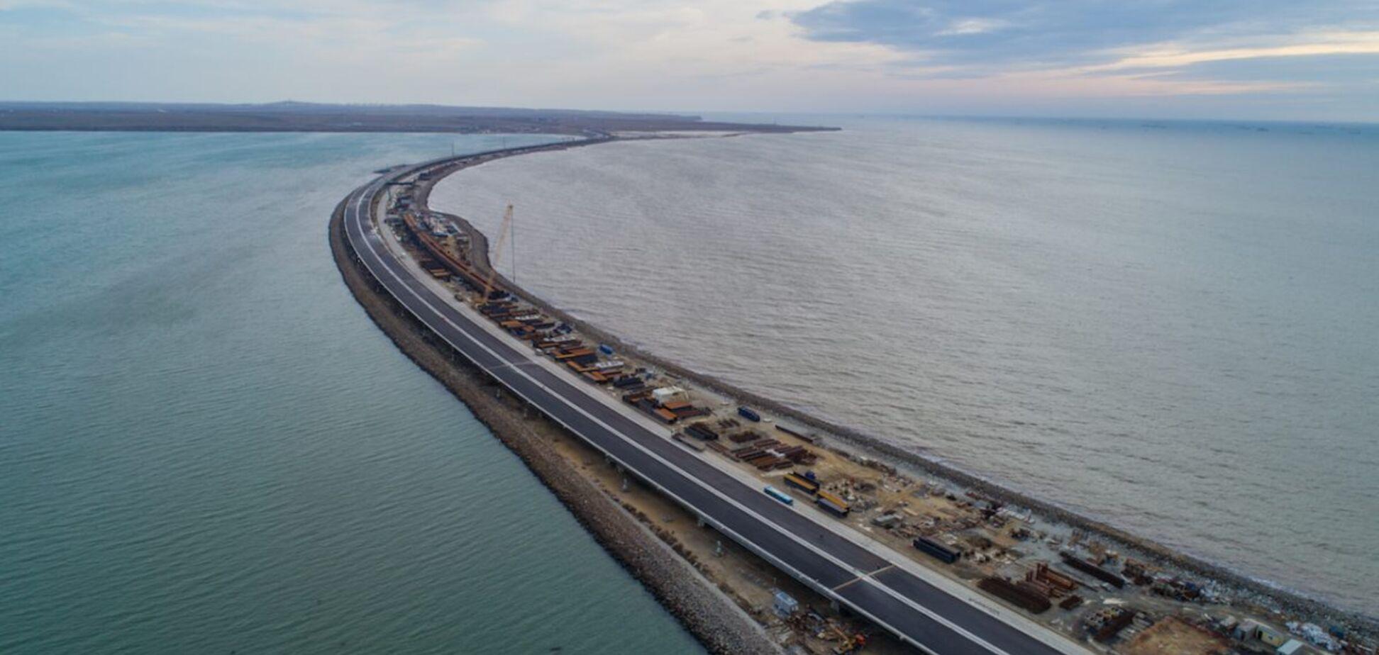 Керченский мост выгоден и для Украины