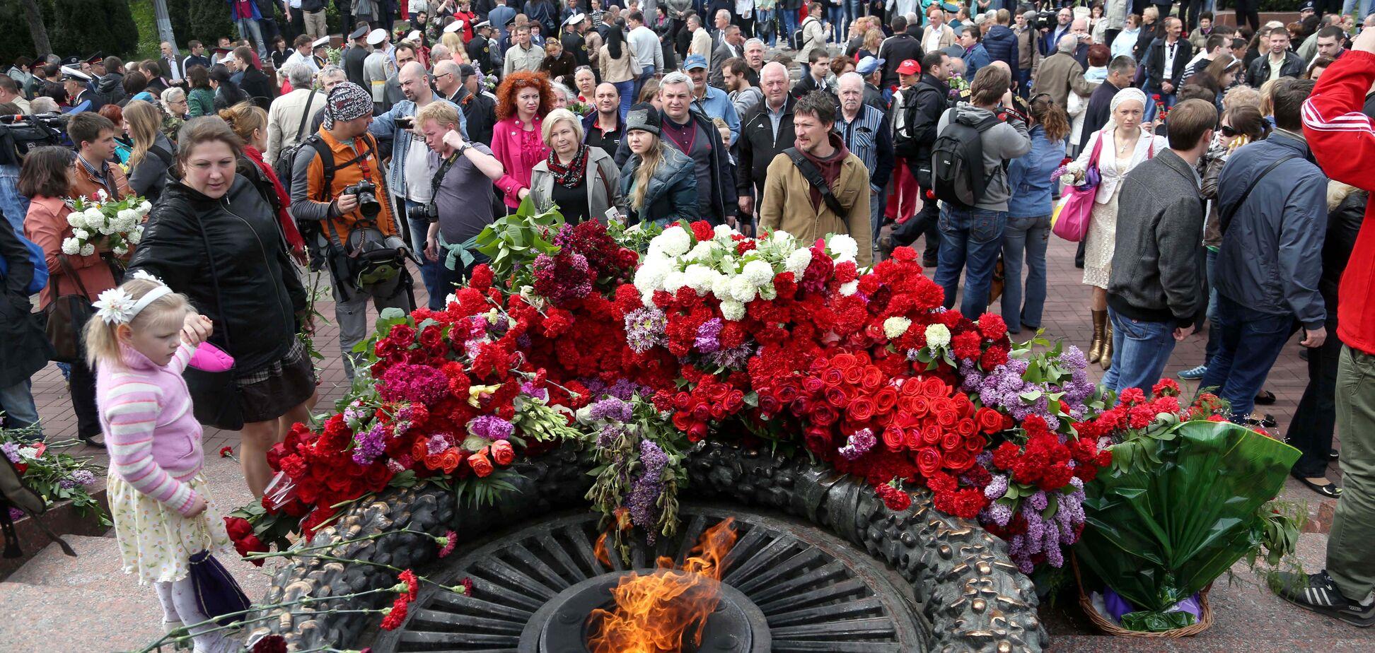В Верховной Раде предложили отменить 9 мая в Украине