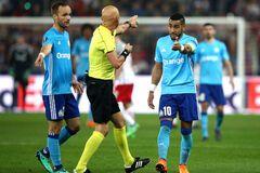 Позор футбола: российского арбитра загнобили за полуфинал Лиги Европы