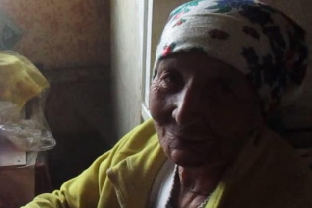 Мешканка Дослідного розповіла, як убили її сина