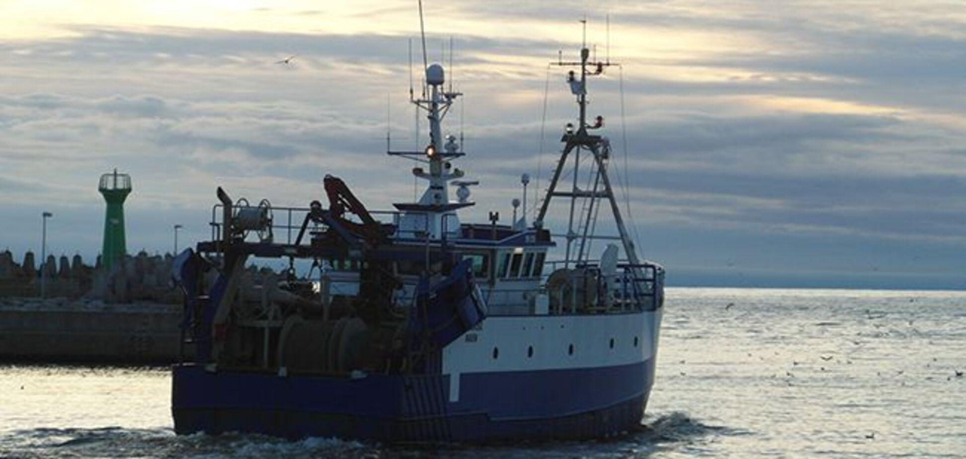 Затримання судна в Криму: з'явилася реакція України