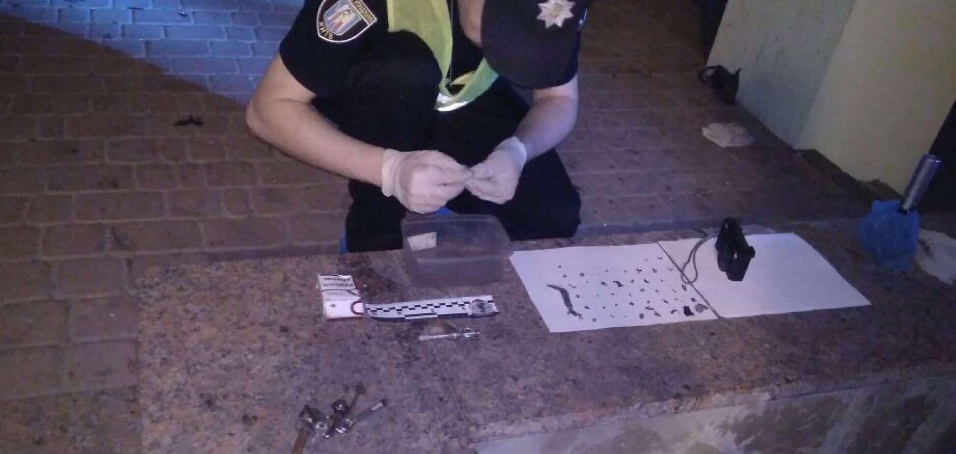 Вибух гранати в Києві: в квартирі загиблого знайшли зброю