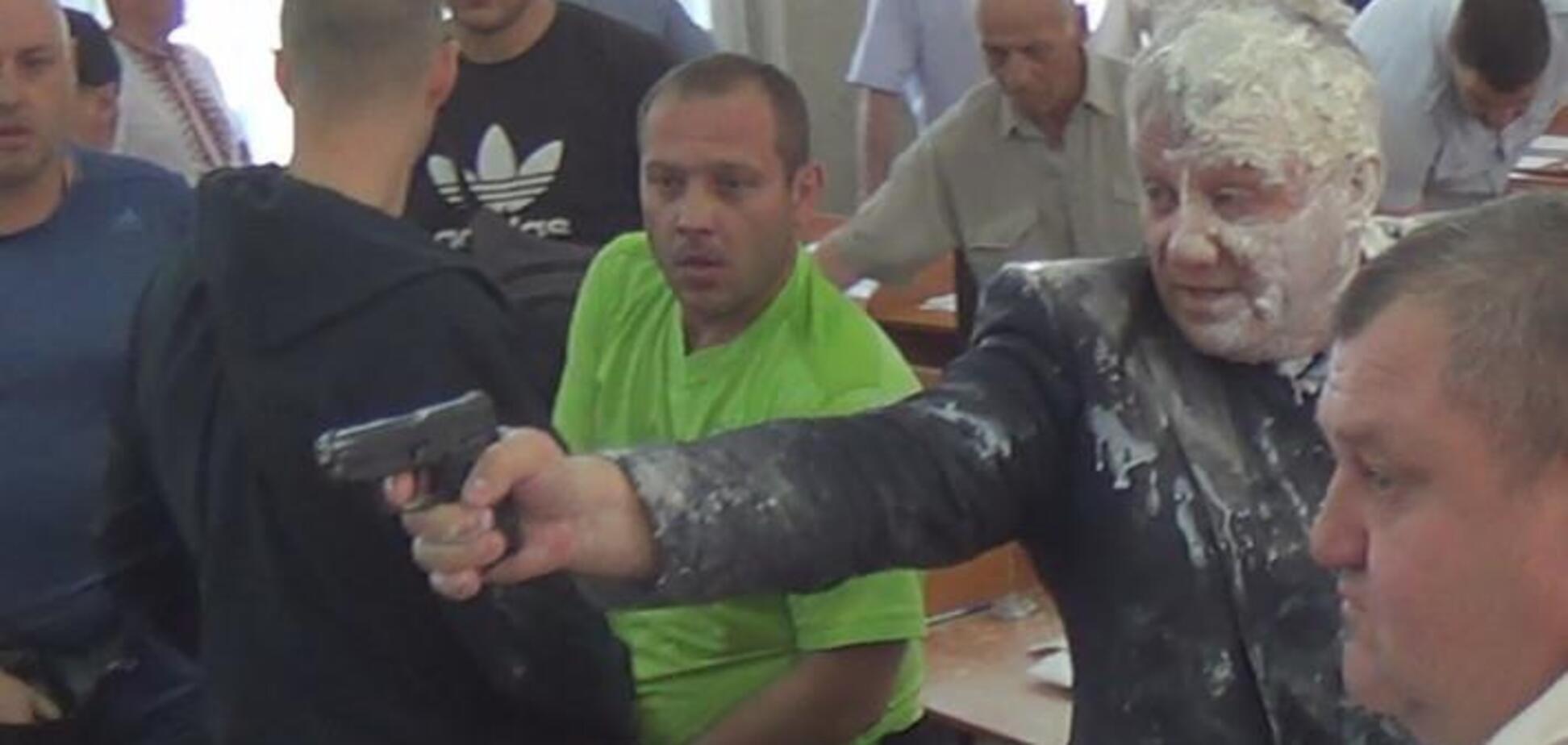 Стрілянина в міськраді Нікополя: в МВС розповіли про наслідки