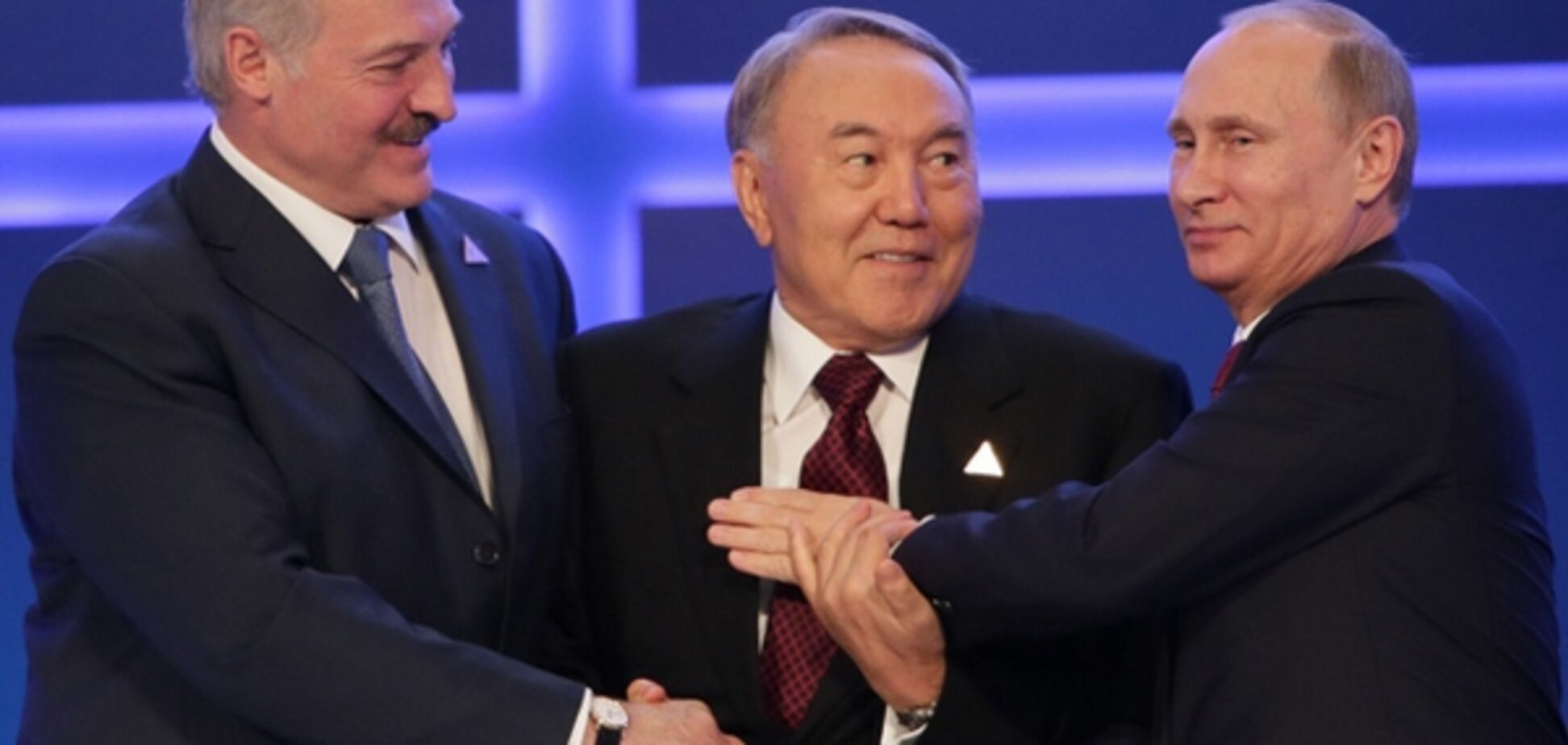 Лукашенка і Назарбаєва не запрошувати: історик дав пораду Путіну