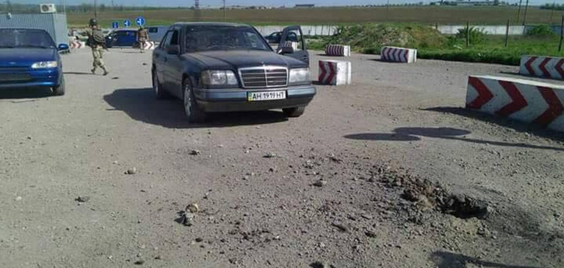 При невідомих обставинах: на Донбасі терористи зазнали великих втрат