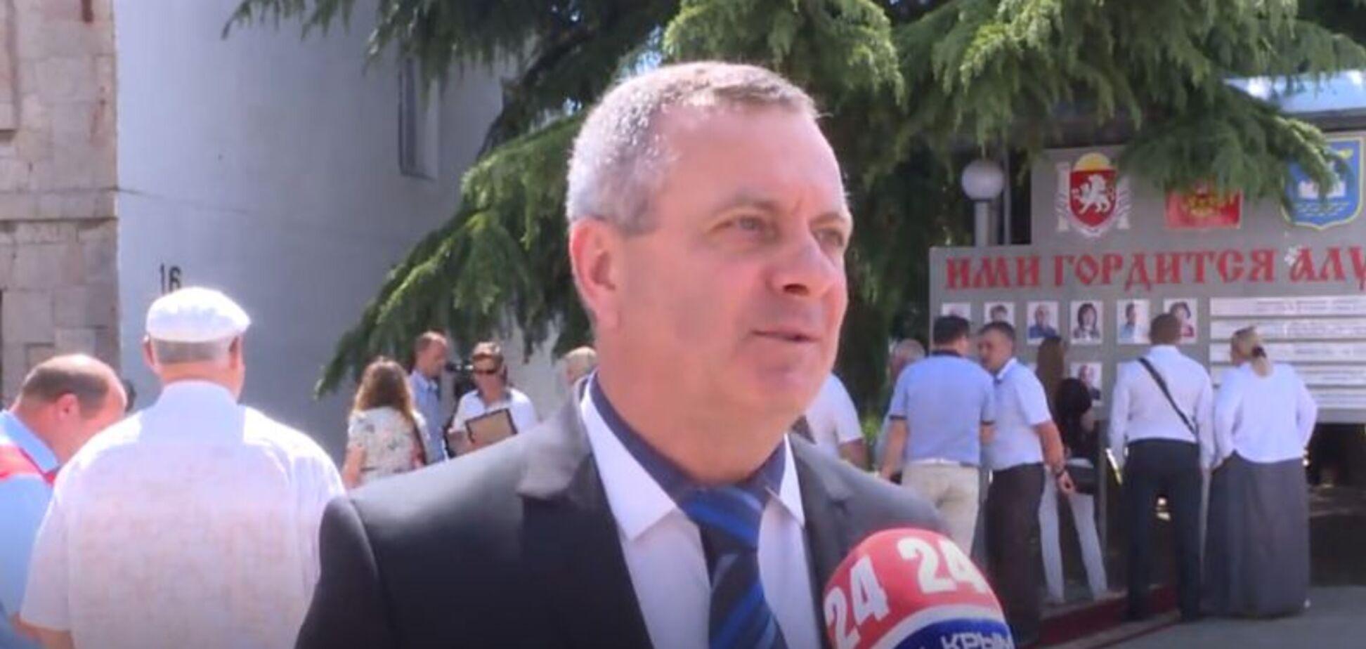 'Виступав і давав інтерв'ю': представник української діаспори Угорщини незаконно відвідав Крим