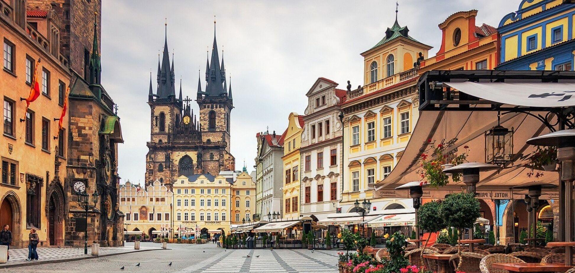Как съездить в 'дорогую' Европу по цене Одессы