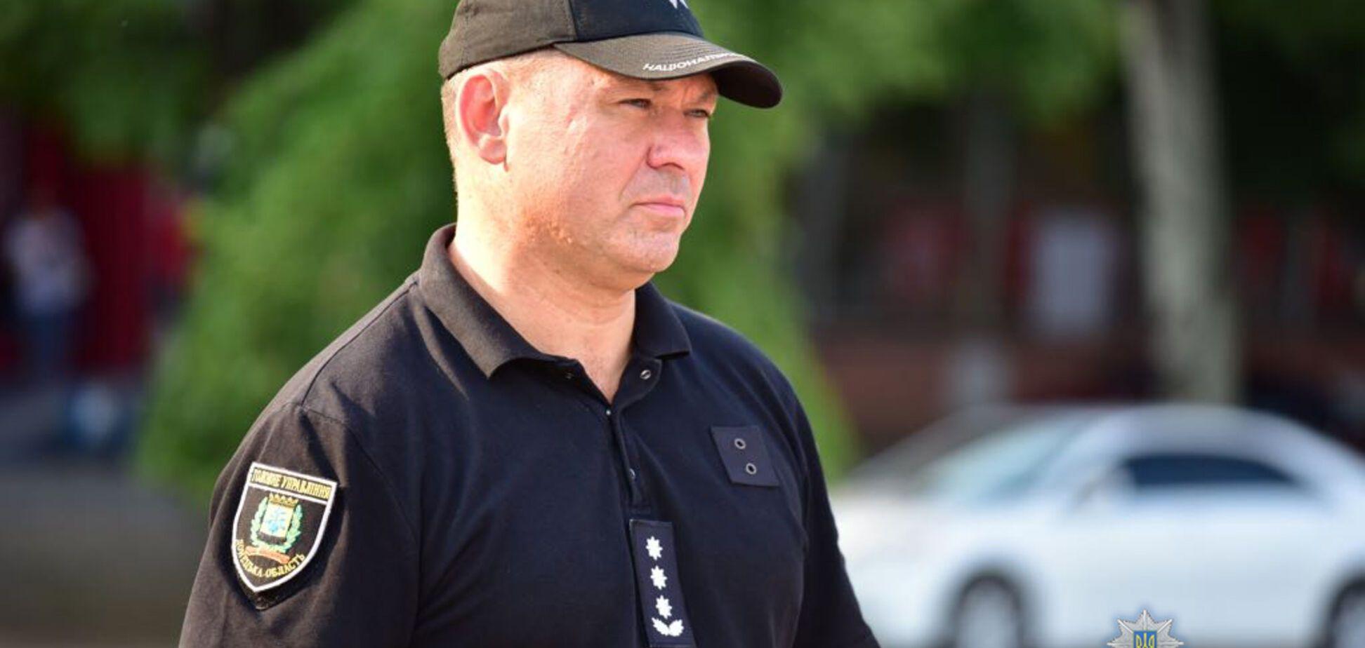 Обрано нового голову поліції Луганській області: що про нього відомо