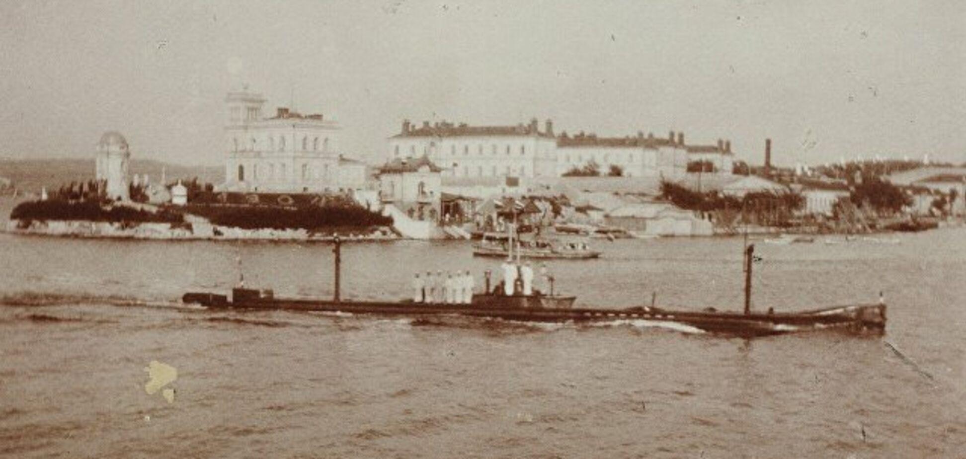 Біля берегів Криму знайшли затонулий російський підводний човен