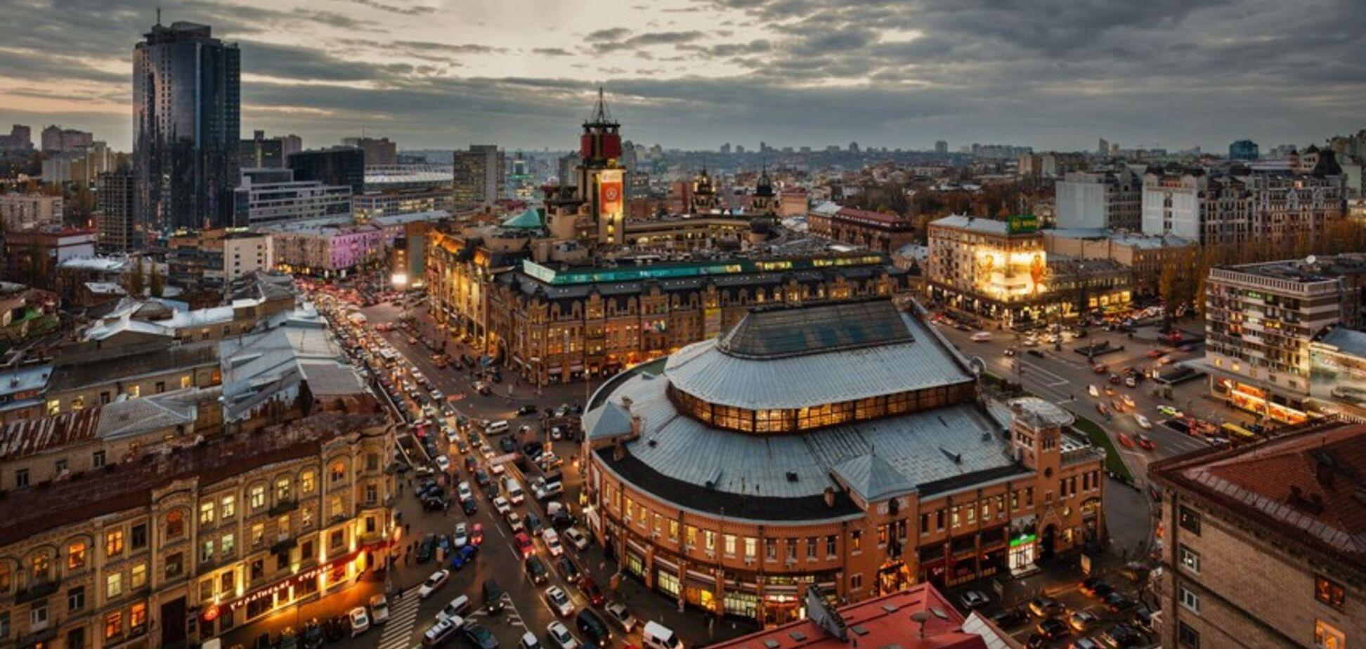 Лучшие места Киева: британцы составили список