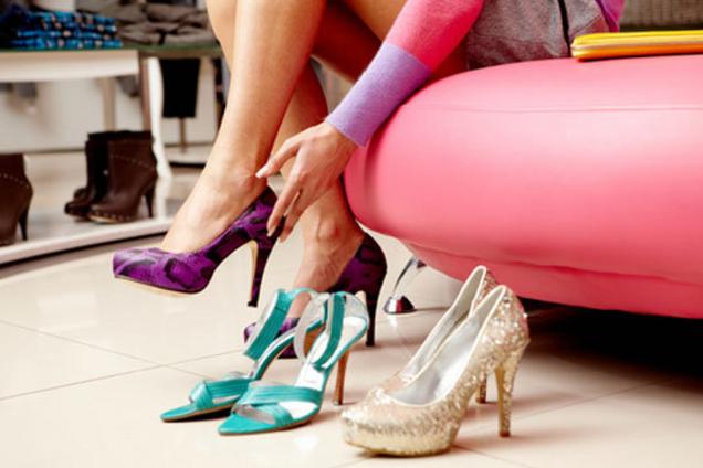 Крупный европейский производитель обуви откроет 50 магазинов в Украине