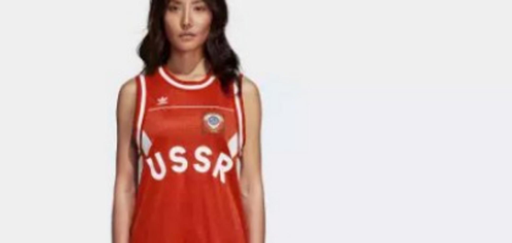 Скандал с футболками Adidas получил продолжение: Украина подготовила ответ