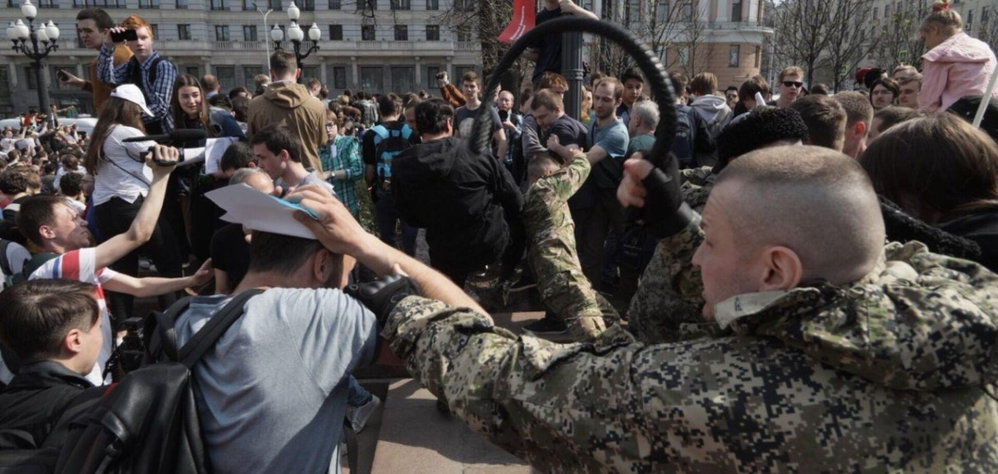 Воювали на Донбасі: з'явилися подробиці про козаків, які влаштували бійню в Москві