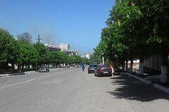 Взрывы в Балаклее: возгорание не ликвидировано