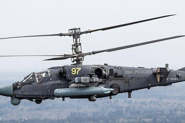 Вертолет Ка-52