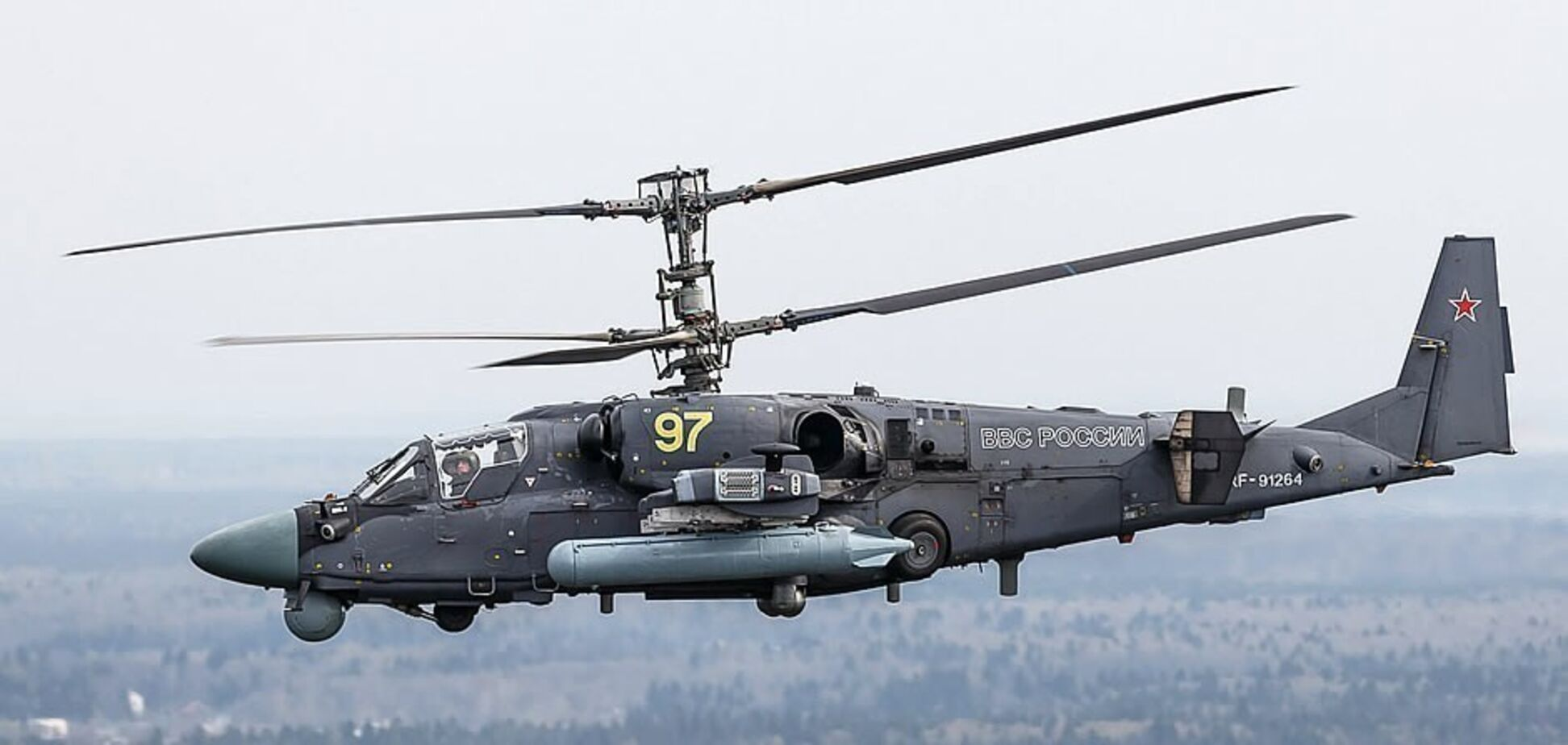 В Сирии разбился российский вертолет: есть погибшие