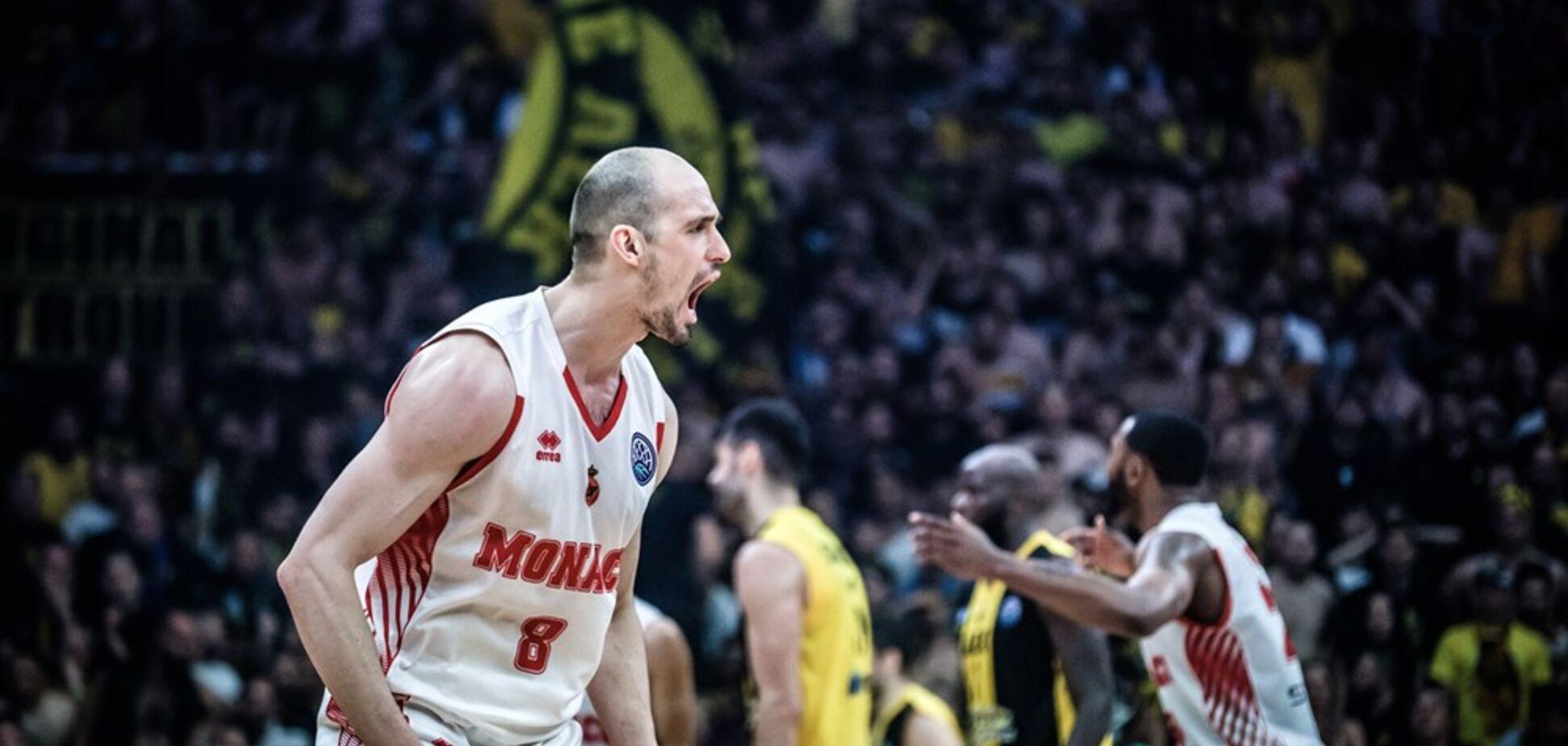 'Неймовірний!' ФІБА захопилася грою баскетболіста збірної України у фіналі Ліги чемпіонів